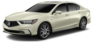 New 2018 Acura RLX Sport Hybrid Technology e-AWD w/Tech Pkg for sale in Pickering, ON