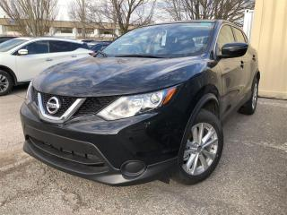 New 2018 Nissan Qashqai S AWD CVT for sale in Scarborough, ON