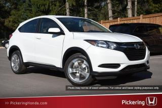 New 2018 Honda HR-V EX 4WD CVT for sale in Pickering, ON