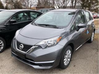New 2018 Nissan Versa Note Hatchback 1.6 SV CVT for sale in Whitby, ON