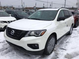 New 2018 Nissan Pathfinder Midnight Edition V6 4x4 at for sale in Whitby, ON