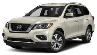New 2018 Nissan Pathfinder Midnight Edition V6 4x4 at for sale in Scarborough, ON