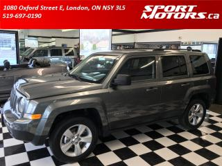 Used 2011 Jeep Patriot Sport 4WD! New Brakes! Rust Proofed! A/C! Cruise! for sale in London, ON