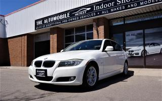 Used 2010 BMW 323i SUNROOF LEATHER for sale in Mississauga, ON