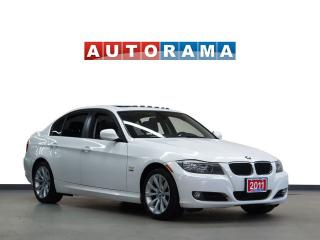 Used 2011 BMW 328xi NAVIGATION LEATHER SUNROOF 4WD BLUETOOTH for sale in North York, ON