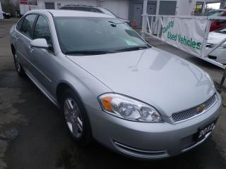 Used 2012 Chevrolet Impala LT for sale in Fort Erie, ON