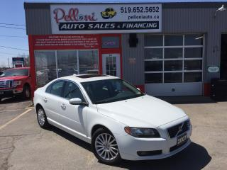 Used 2007 Volvo S80 I6 3.2L LEATHER+SUNROOF IMMACULATE CONDITION for sale in London, ON