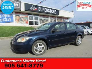 Used 2008 Pontiac G5 Base  AS IS (UNCERTIFIED) AS TRADED IN for sale in St Catharines, ON