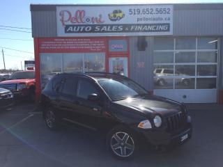 Used 2008 Jeep Compass SPORT NORTH EDITION 2.4L 4X4 for sale in London, ON
