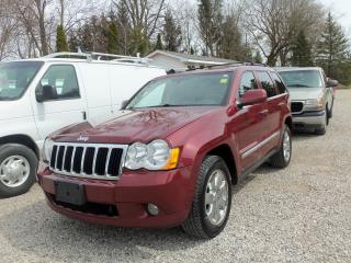 Used 2008 Jeep Grand Cherokee for sale in London, ON