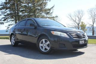 Used 2010 Toyota Camry LE -  REMOTE STARTER|POWER GROUP|ALLOYS for sale in Oshawa, ON