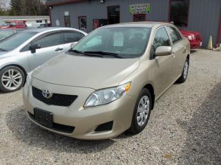 Used 2010 Toyota Corolla for sale in London, ON