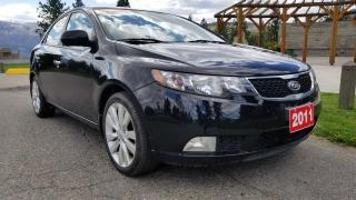 Used 2011 Kia Forte SX for sale in West Kelowna, BC