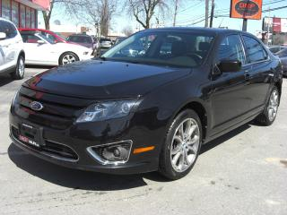 Used 2012 Ford Fusion SEL AWD for sale in London, ON