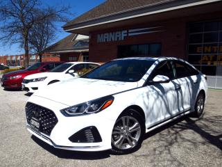 Used 2018 Hyundai Sonata GLS Sport SunRoof Leather Rear Cam Cert for sale in Concord, ON
