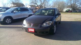 Used 2008 Pontiac G5 SE w/1SB for sale in Cambridge, ON