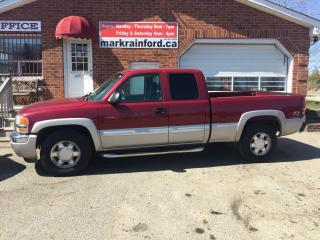 Used 2006 GMC Sierra 1500 SLE 4x4 5.3 V8, LOW KMS! for sale in Bowmanville, ON