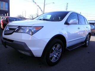 Used 2007 Acura MDX Tech pkg for sale in Brampton, ON