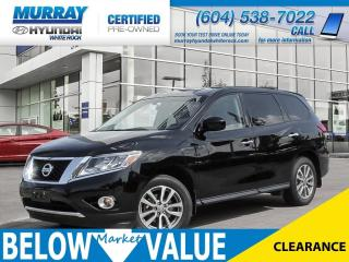 Used 2014 Nissan Pathfinder S**4X4**CLIMATE CONTROL**7 SEATS** for sale in Surrey, BC
