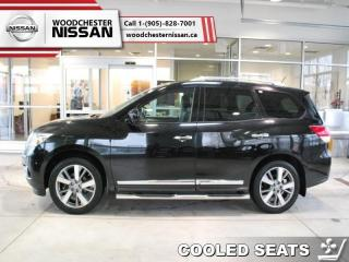 Used 2013 Nissan Pathfinder Platinum  - Navigation - $145.04 B/W for sale in Mississauga, ON