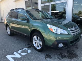 Used 2014 Subaru Outback 2.5i BASE for sale in Vernon, BC