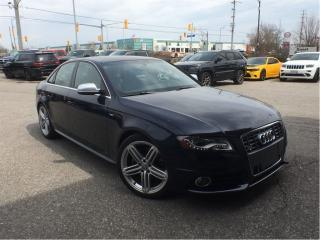 Used 2010 Audi S4 3.0 Premium (S tronic) for sale in Mississauga, ON