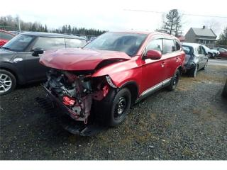 Used 2016 Mitsubishi Outlander ES for sale in St-Philibert, QC