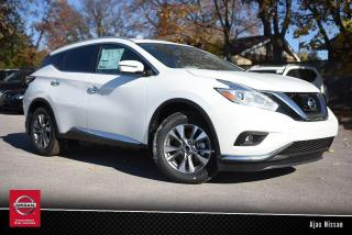 Used 2017 Nissan Murano SL for sale in Ajax, ON