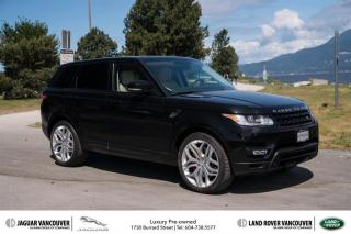 Used 2014 Land Rover Range Rover Sport V8 Supercharged Autobiography Dynamic (2) SALE ON NOW! for sale in Vancouver, BC