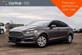 Used 2013 Ford Fusion S|Bluetooth|Pwr Windows|Power Locks|Keyless Entry for sale in Bolton, ON