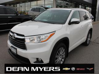 Used 2014 Toyota Highlander XLE for sale in North York, ON