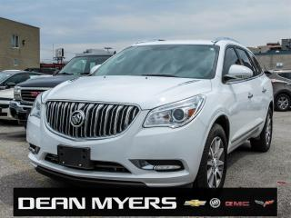 Used 2016 Buick Enclave for sale in North York, ON