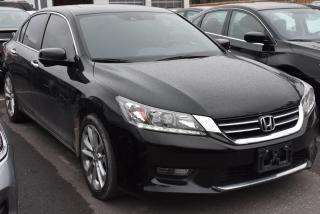 Used 2014 Honda Accord Touring Leather Upholstery|Bluetooth|Rearview Camera for sale in Pickering, ON