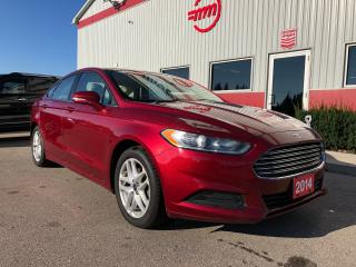 Used 2014 Ford Fusion SE for sale in Tillsonburg, ON