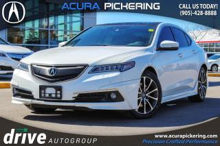 Used 2015 Acura TLX V6 Elite for sale in Pickering, ON