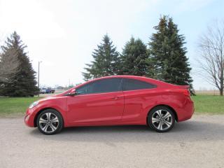 Used 2013 Hyundai Elantra GS for sale in Thornton, ON