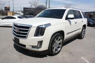 Used 2015 Cadillac Escalade PREMIUM for sale in Toronto, ON