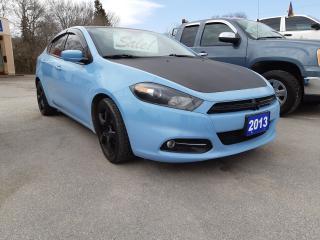 Used 2013 Dodge Dart SXT for sale in Orillia, ON