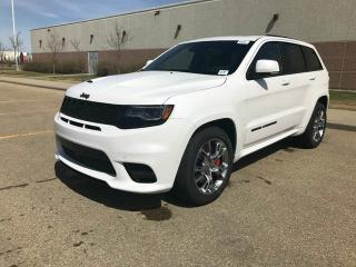 Used 2018 Jeep Grand Cherokee SRT 4x4 for sale in Edmonton, AB