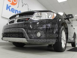 Used 2014 Dodge Journey SXT with push start/stop and rear climate control for sale in Edmonton, AB