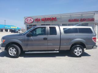 Used 2014 Ford F-150 XLT 2WD for sale in Owen Sound, ON