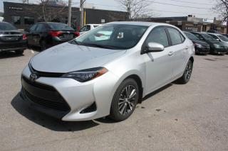 Used 2017 Toyota Corolla LE SUNROOF|ALLOY WHEELS|LOW KMS for sale in North York, ON