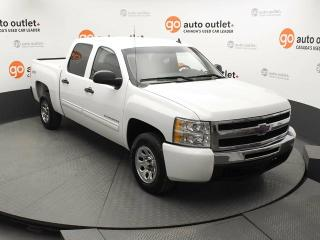 Used 2011 Chevrolet Silverado 1500 LS 4x4 Crew Cab for sale in Red Deer, AB