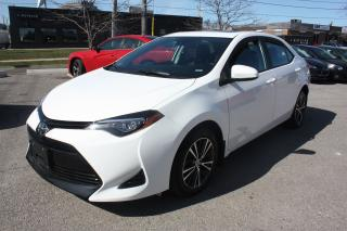 Used 2017 Toyota Corolla LE SUNROOF|ALLOYS for sale in North York, ON