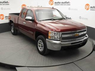 Used 2013 Chevrolet Silverado 1500 LS 4x4 Extended Cab for sale in Red Deer, AB