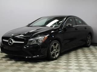 Used 2014 Mercedes-Benz CLA-Class 4MATIC - Local One Owner Trade In | No Accidents | 3M Protection Applied | Heated Leather Seats | Memory and Power Front Seats | Climate Control with AC | Media Screen | Attention Assist | Distance Warning | 17 Inch Wheels | Very Good Condition | Mainly H for sale in Edmonton, AB