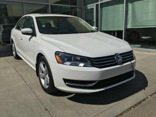 Used 2015 Volkswagen Passat HEATED SEATS/NAVIGATION/SUNROOF/BACK UP CAMERA for sale in Edmonton, AB