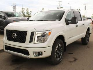 New 2018 Nissan Titan CS00 for sale in Edmonton, AB