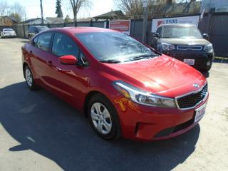 Used 2018 Kia Forte LX+  Internet Sale $500 Rebate for sale in Sutton West, ON