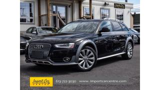 Used 2015 Audi A4 Allroad Leather Pano Roof PDC Komfort for sale in Ottawa, ON